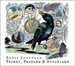 elvis-costello-secret-profane-sugarcane-album-art